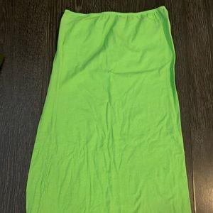 American appearal mini tight dress medium